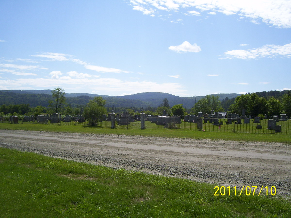 Craftsbury Village Cemetery