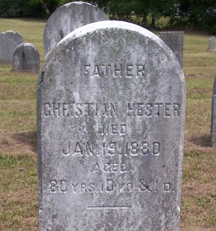 Christian Hester