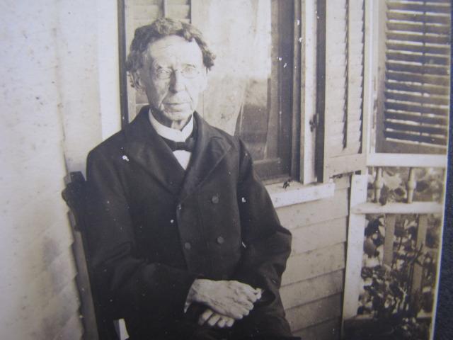 Rev Abner D. Gorham