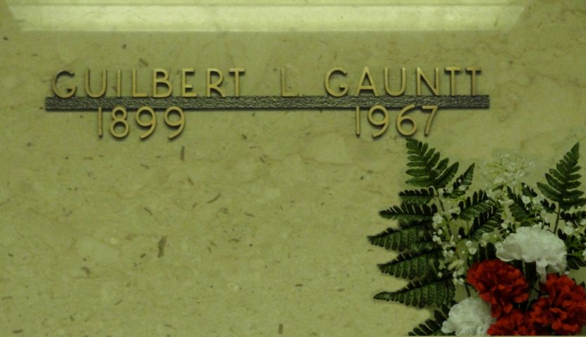 Guilbert Lincoln Gauntt