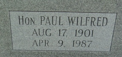 Paul Wilfred Ackiss