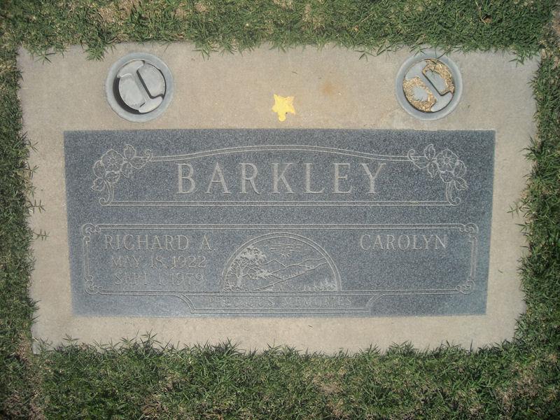 Richard Almy Barkley