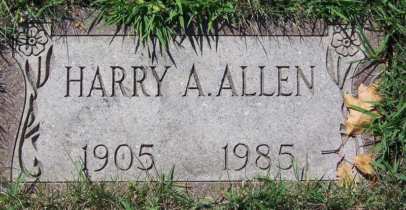 Harry A. Allen