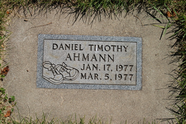 Daniel Timothy Ahmann