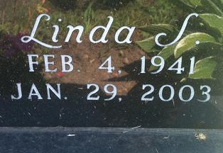 Linda Sue <i>Richard</i> Curtis