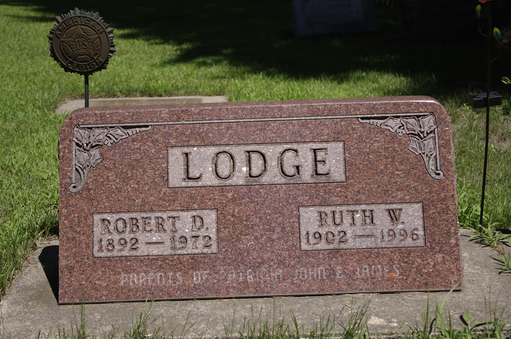 Ruth Wilma <i>Clarke</i> Lodge