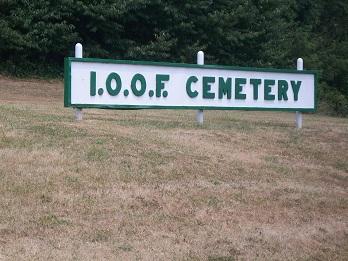 Mapleton IOOF Cemetery