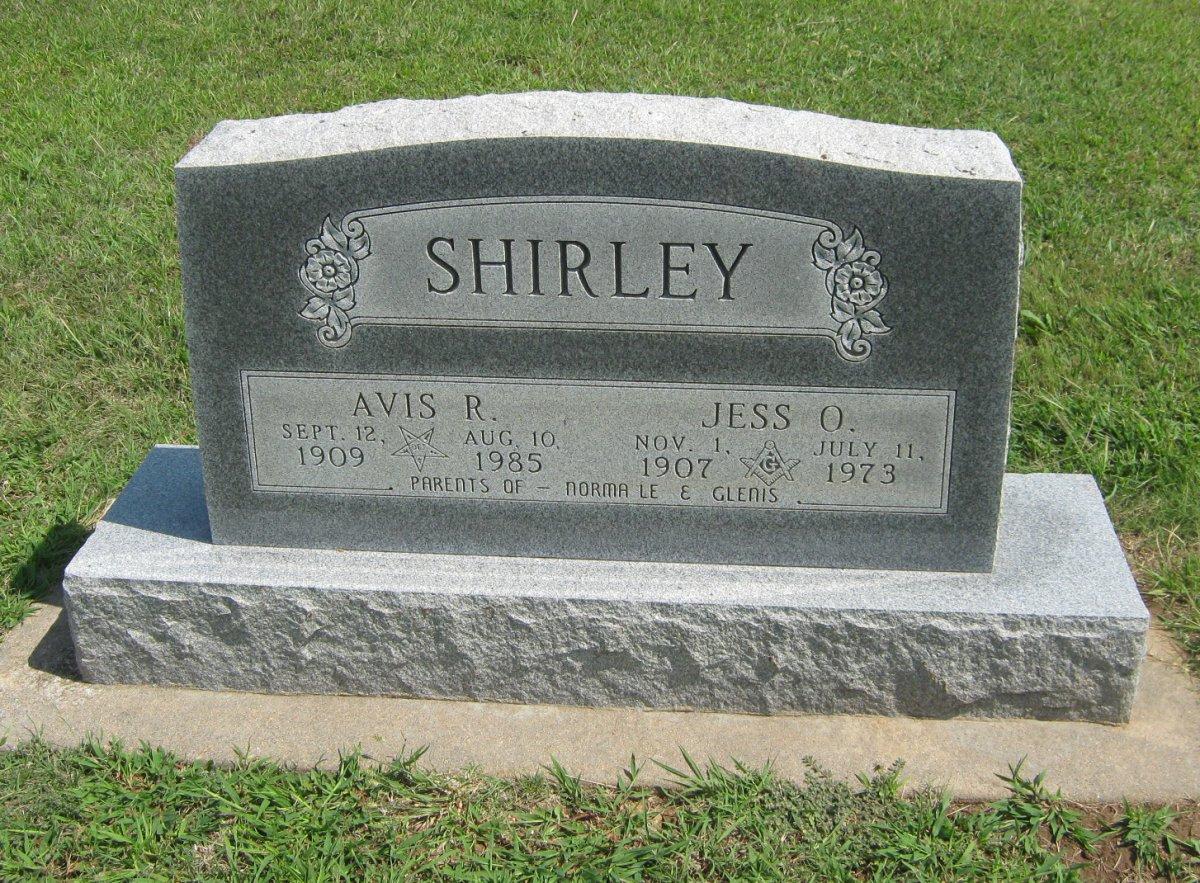 Avis R. <i>Deshazer</i> Bannon-Shirley