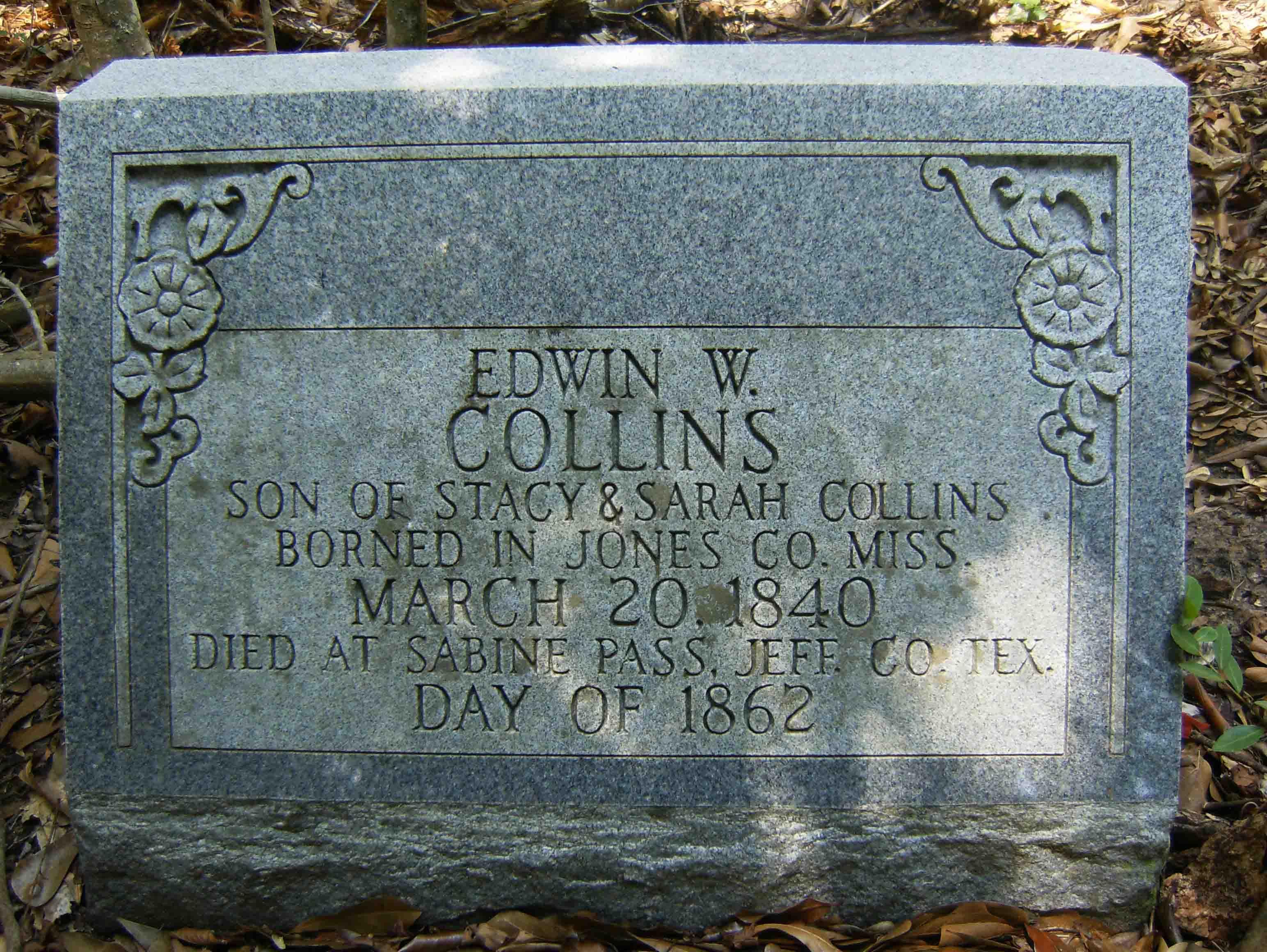 Edwin W. Collins