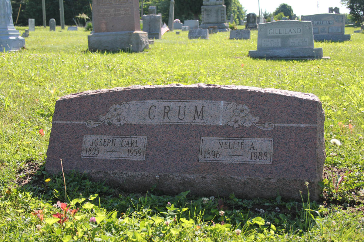 Joseph Carl Crum