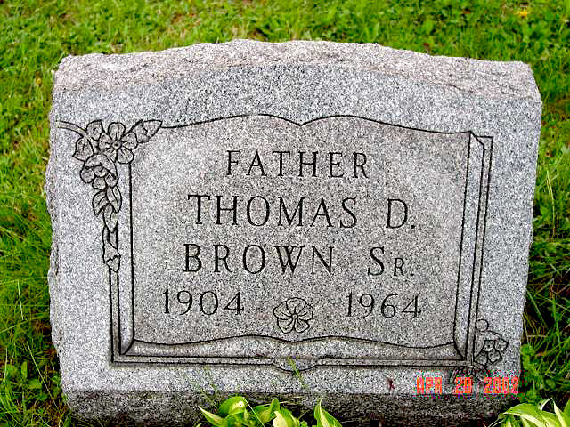 Thomas Donaldson Brown