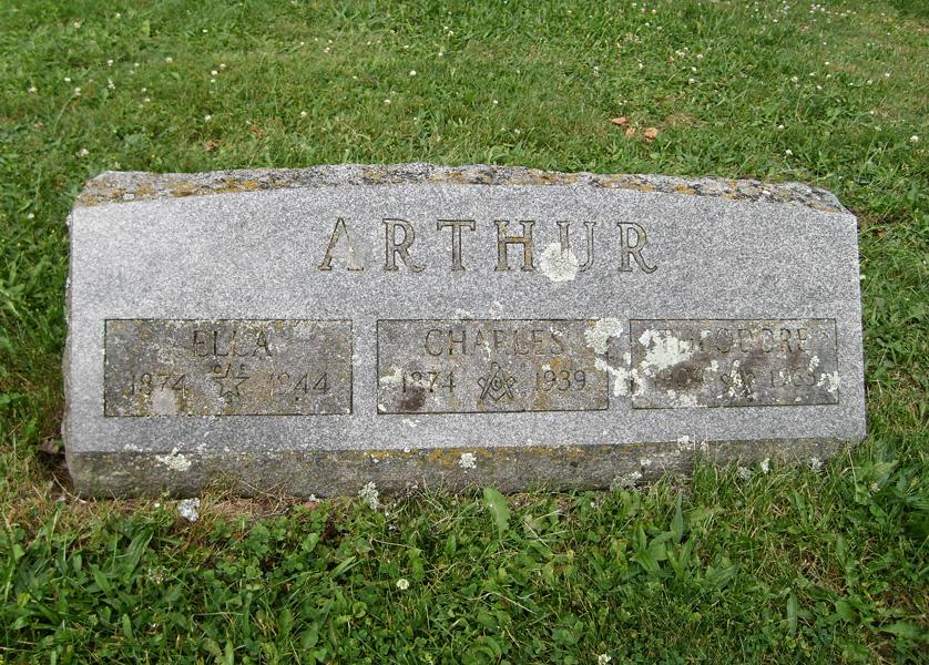 Theodore Edwin Arthur