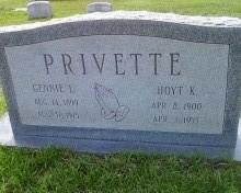 Gennie <i>Lyles</i> Privette