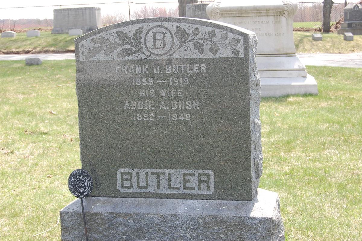 Abbie Avis <i>Bush</i> Butler