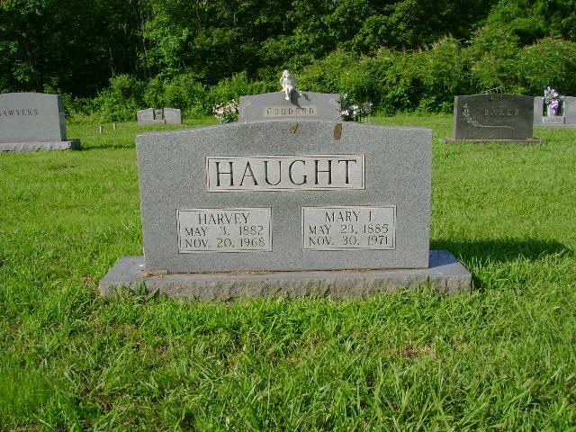 Harvey Haught