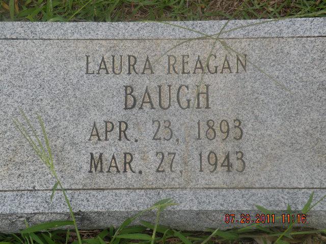 Laura <i>Reagan</i> Baugh