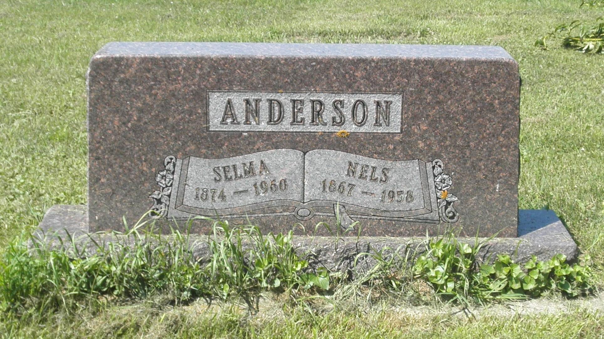 Selma <i>Person</i> Anderson