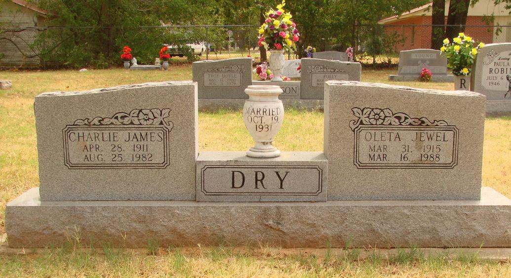 Oleta Jewel Dry