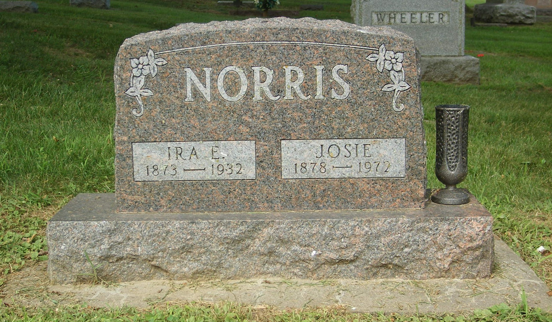 I E Norris