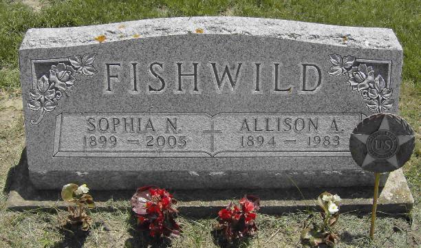 Sophia Johanna <i>Nissen</i> Fishwild