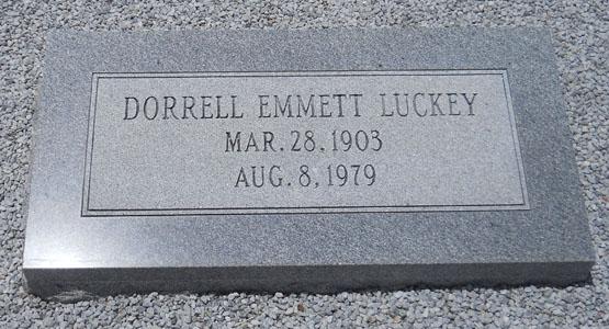 Dorrell Emmett Luckey