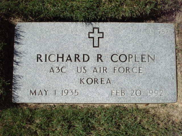 Richard R. Coplen