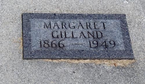 Margaret <i>McKim</i> Gilliland/Gilland