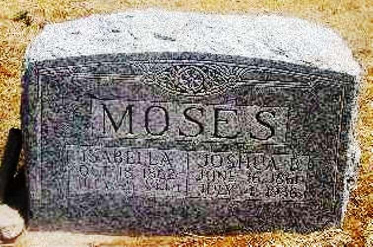 Isabella Moses