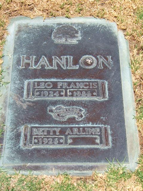 Leo Francis Hanlon