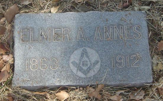 Elmer A. Annes