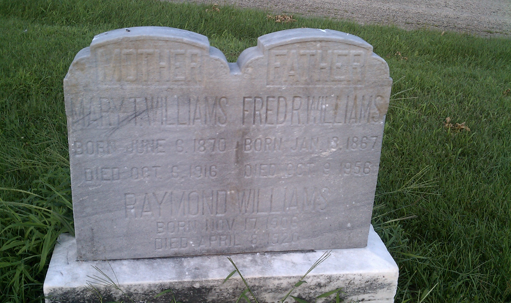 Mary Theresa <i>Fuller</i> Williams