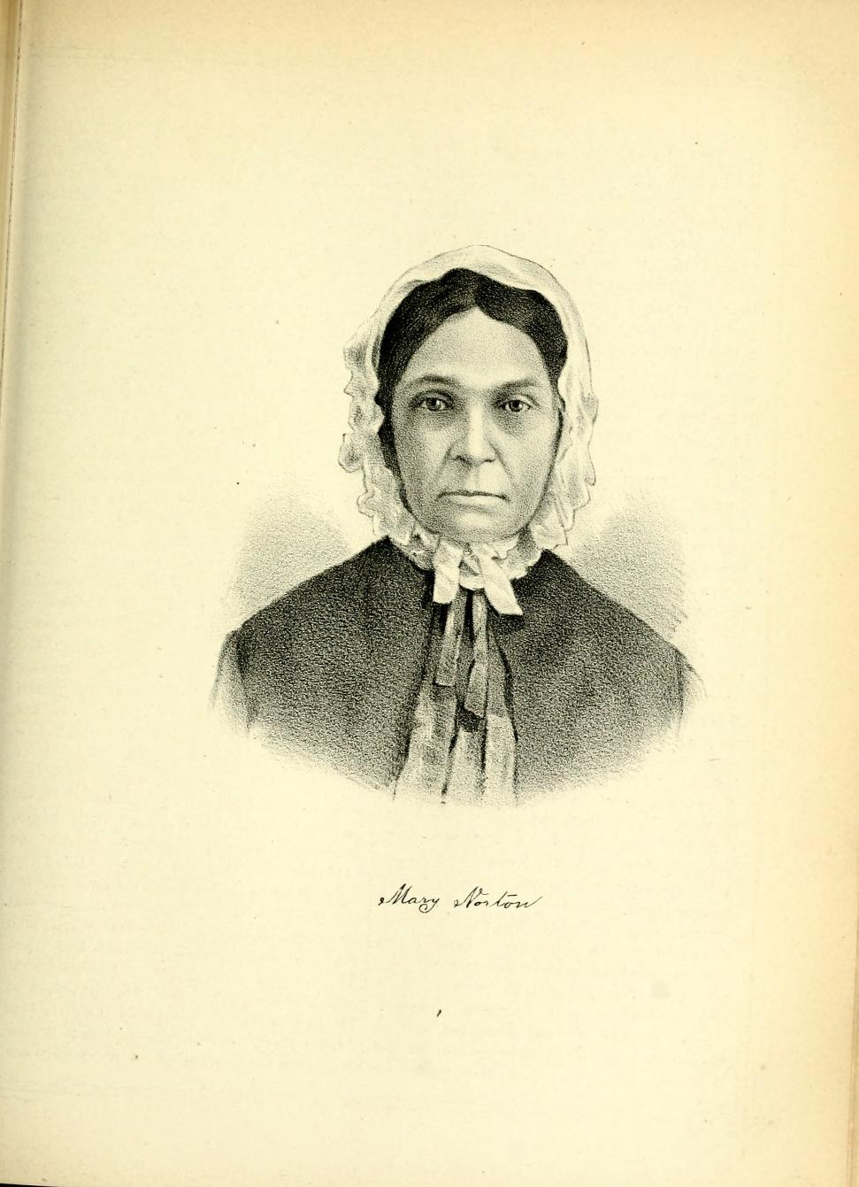 Mary <i>Bucklin</i> Norton