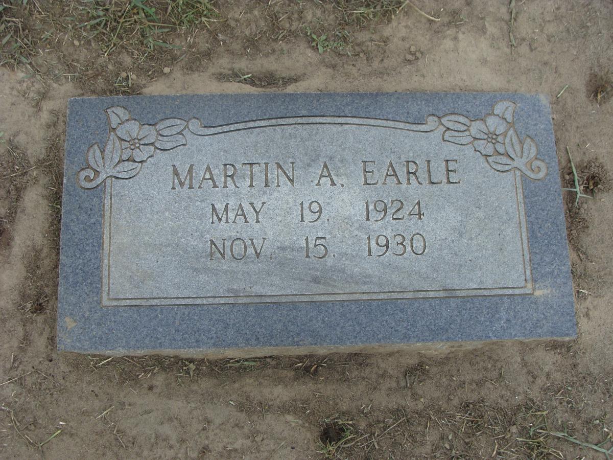 Martha A. Earle
