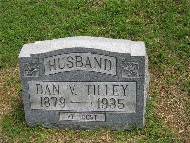 Daniel Vorhees Dan Tilley