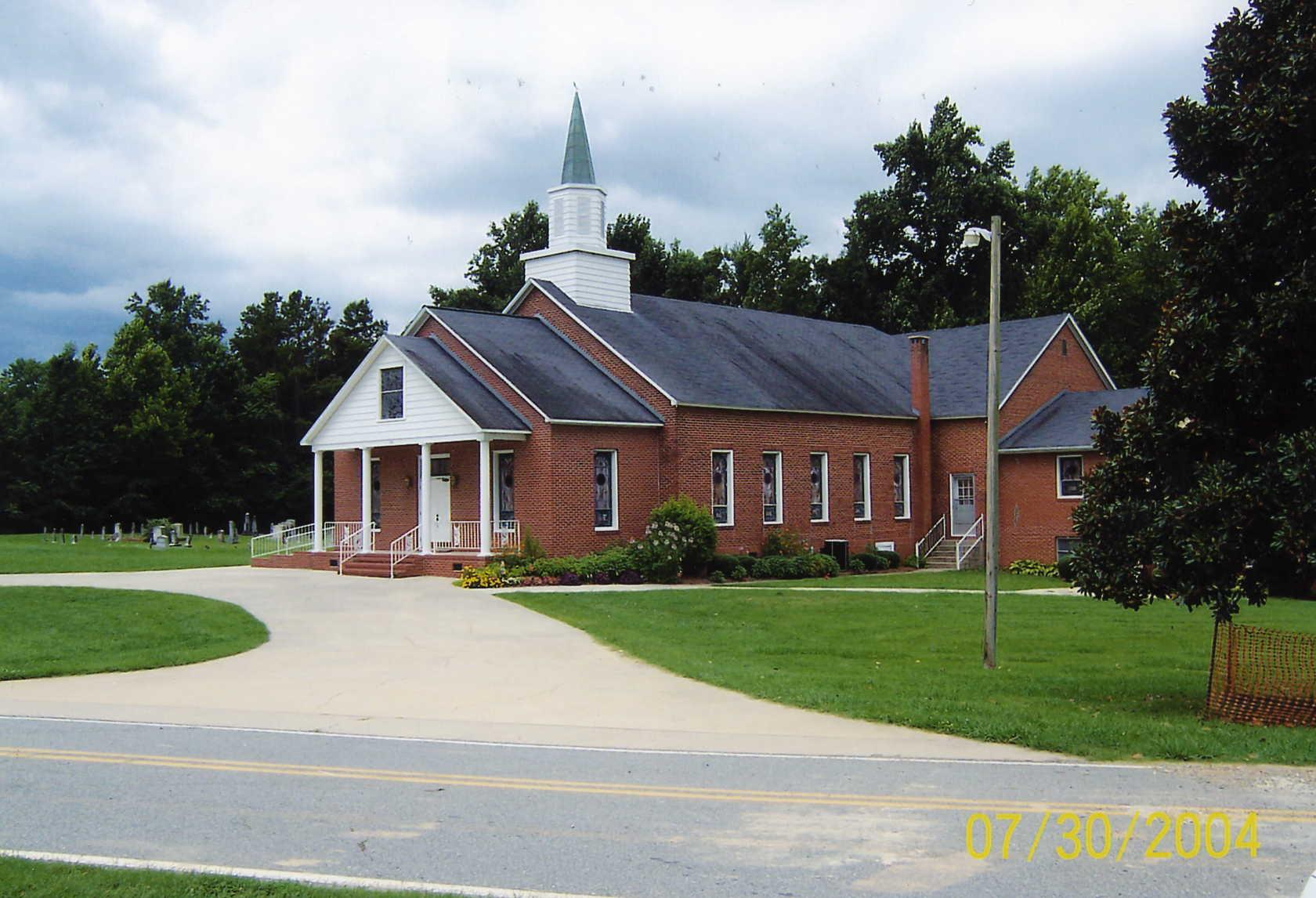 Bear Creek Baptist Church Cemetery