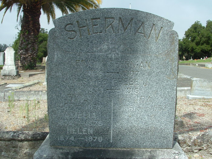 Ida Jane <i>Sherman</i> Burns