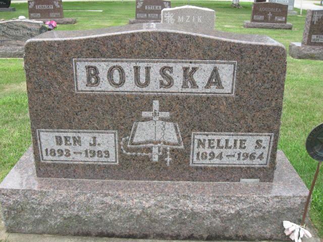 Ben J Bouska