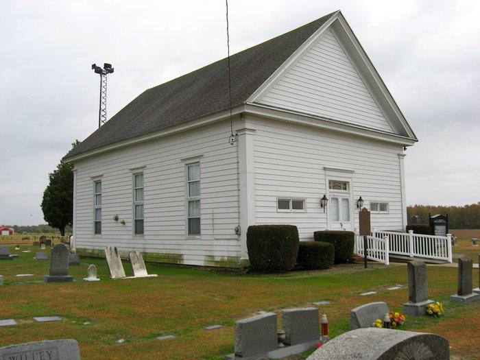 Saint Johnstown Cemetery