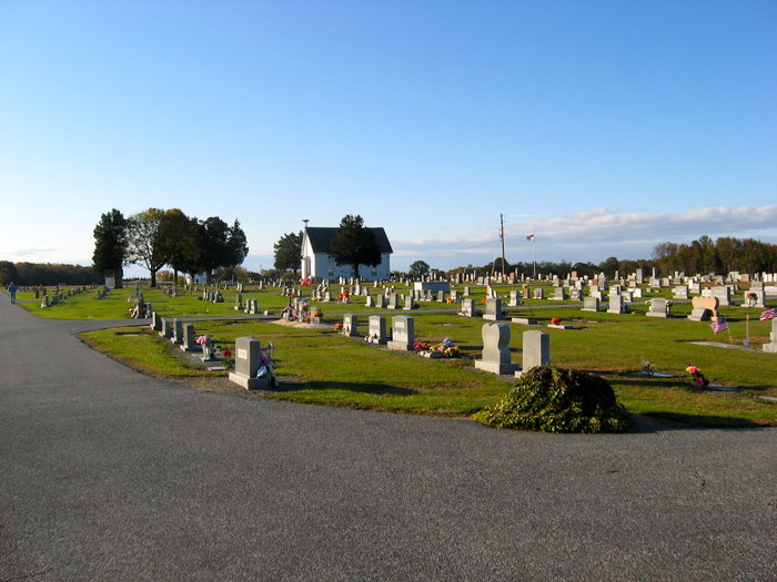 Saint Johnstown Cemetery