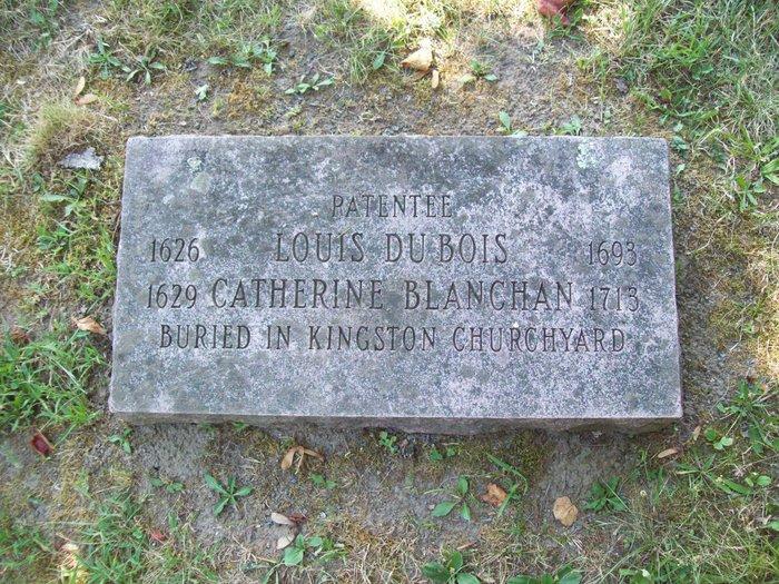 Catherine <i>Blanchan</i> DuBois
