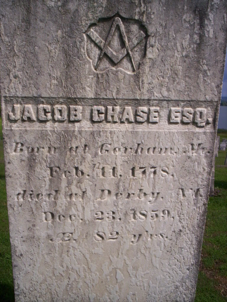 Jacob Chase