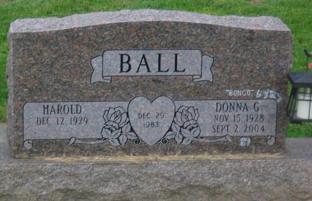 Donna G Bongo <i>Atwell</i> Ball