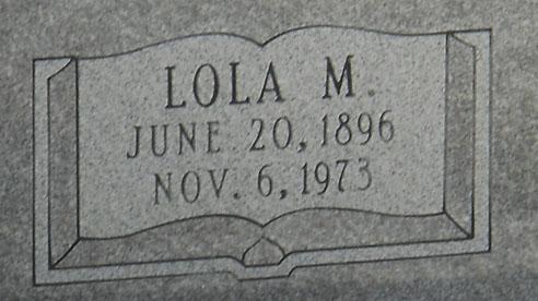 Lola Mae <i>Williams</i> Gee