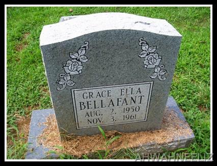 Grace Ella Bellafant