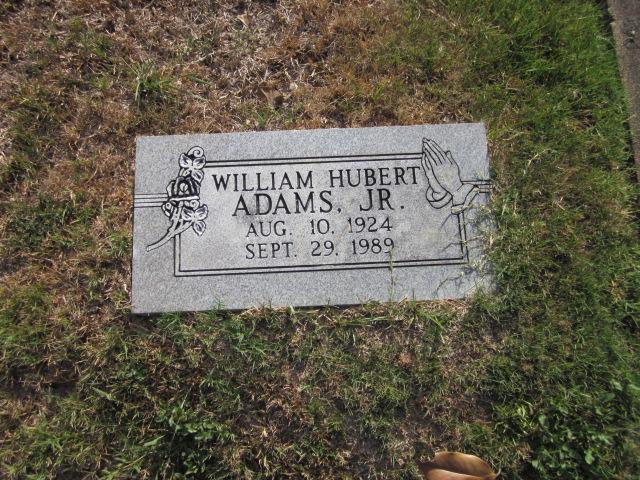 William Hubert Adams