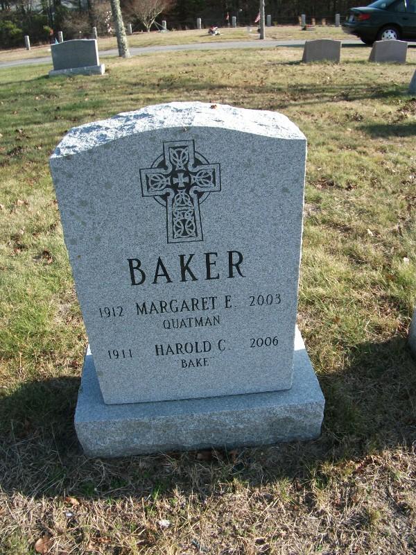 Harold C Bake Baker