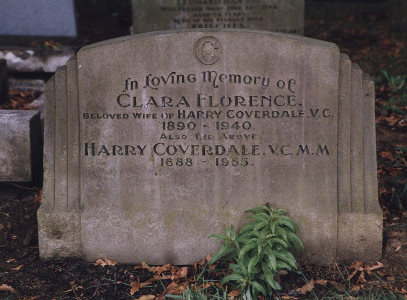 Sgt Charles Harry Coverdale