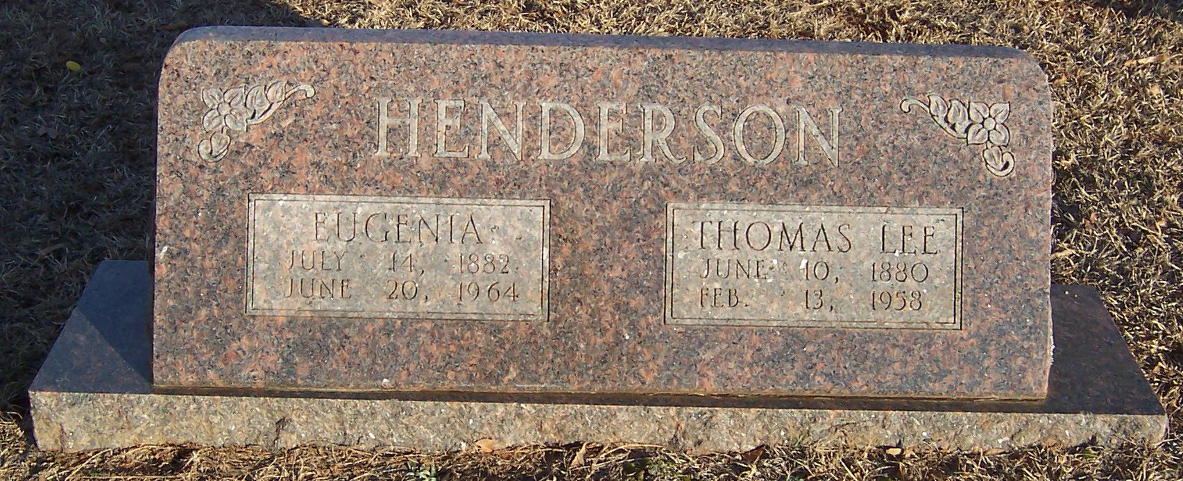 Thomas Lee Henderson