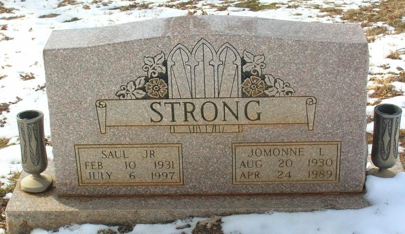 Jomonne L <i>Holland</i> Strong