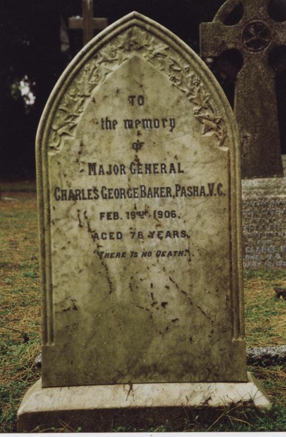 Charles George Baker
